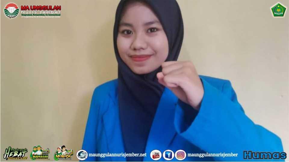 Selamat dan Sukses, Alumni MA Unggulan Nuris Dilantik Jadi Ketua Rayon