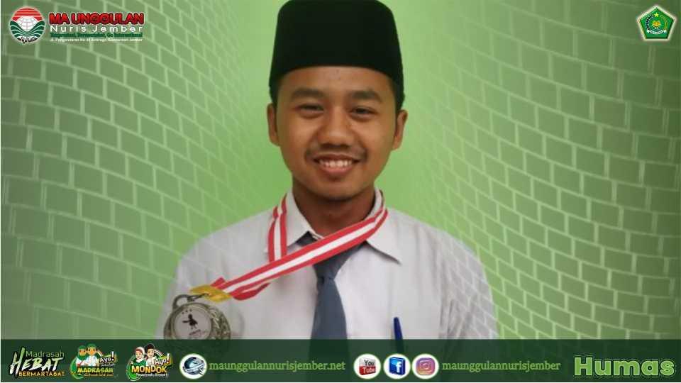 Siswa MA Unggulan Nuris Raih Medali di Ajang ASEAN