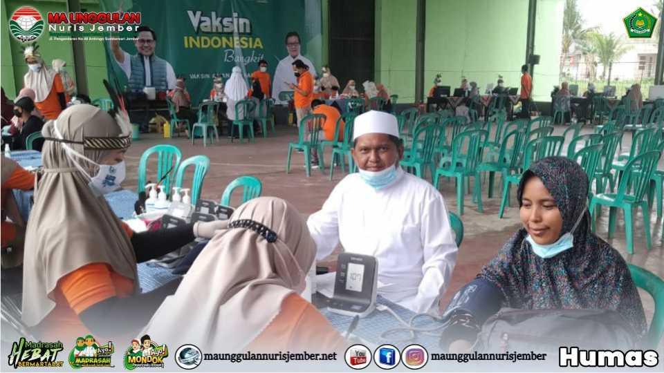 Gus Abdurrahman Fathoni: Vaksinasi adalah Ikhtiar Menjaga Kesehatan Pribadi dan Bangsa