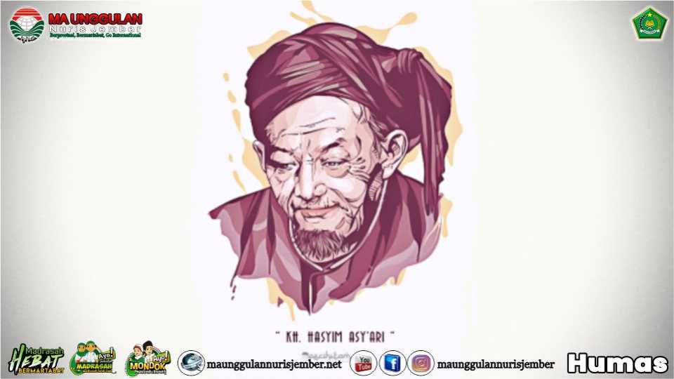 KH Hasyim Asy'ari: Pahlawan Nasional dan Pendiri Nadhlatul Ulama (NU)
