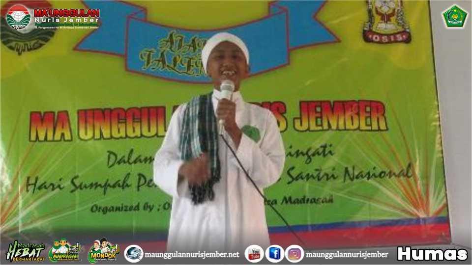 Nuris Juara, Mantap Jadi Dai Indonesia