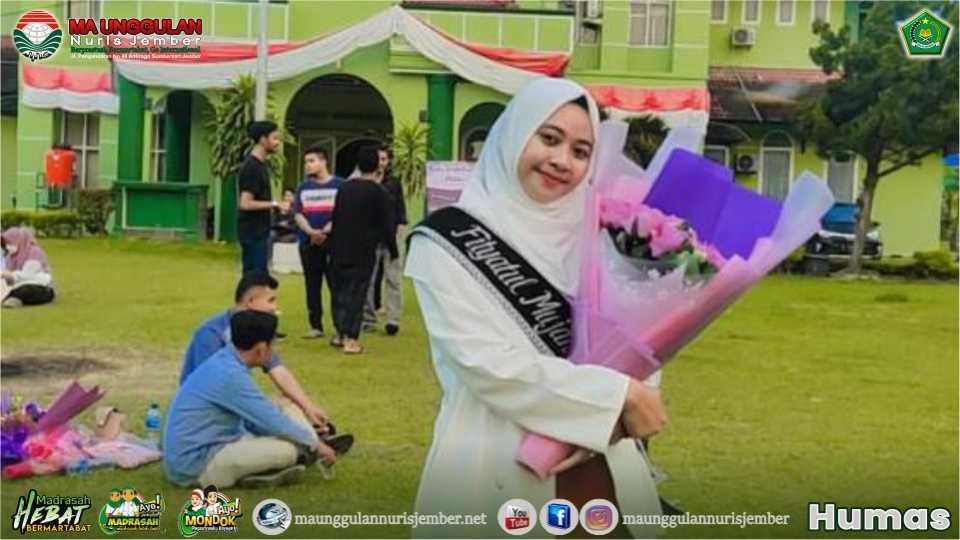 Berawal Suka Pelajari Bahasa Arab hingga Akhirnya Lulus Cum Laude di UIN Sumatra Utara