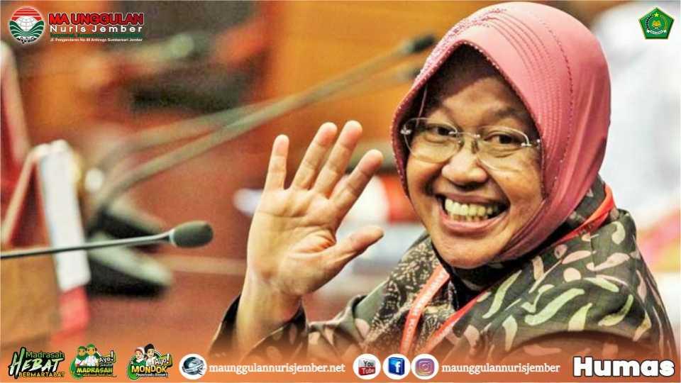 Tri Rismaharini: Pemimpin Wanita dengan Sejuta Pres
