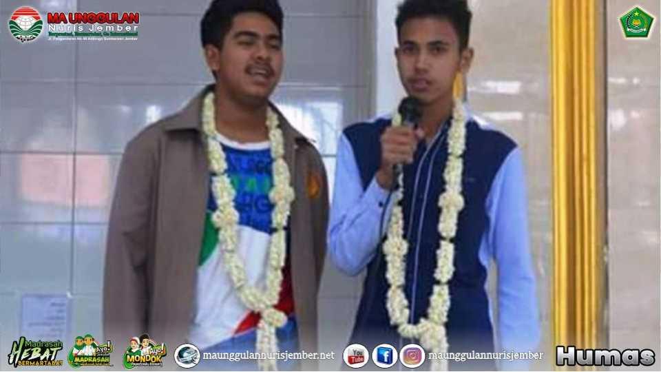 Dua Pelajar Thailand Perdalam Aswaja di Pesantren Nuris