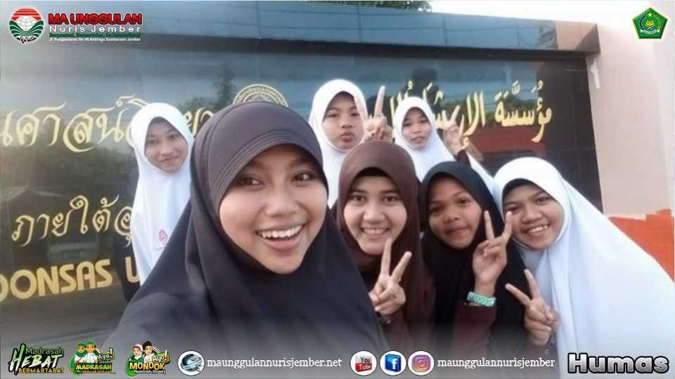 Pesantren Nurul Islam Tukar Santri dengan Santri Pattani